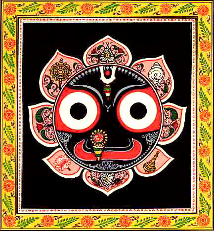 Lord Jagannath in Wikipedia